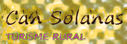 Can Solanas - Turisme Rural